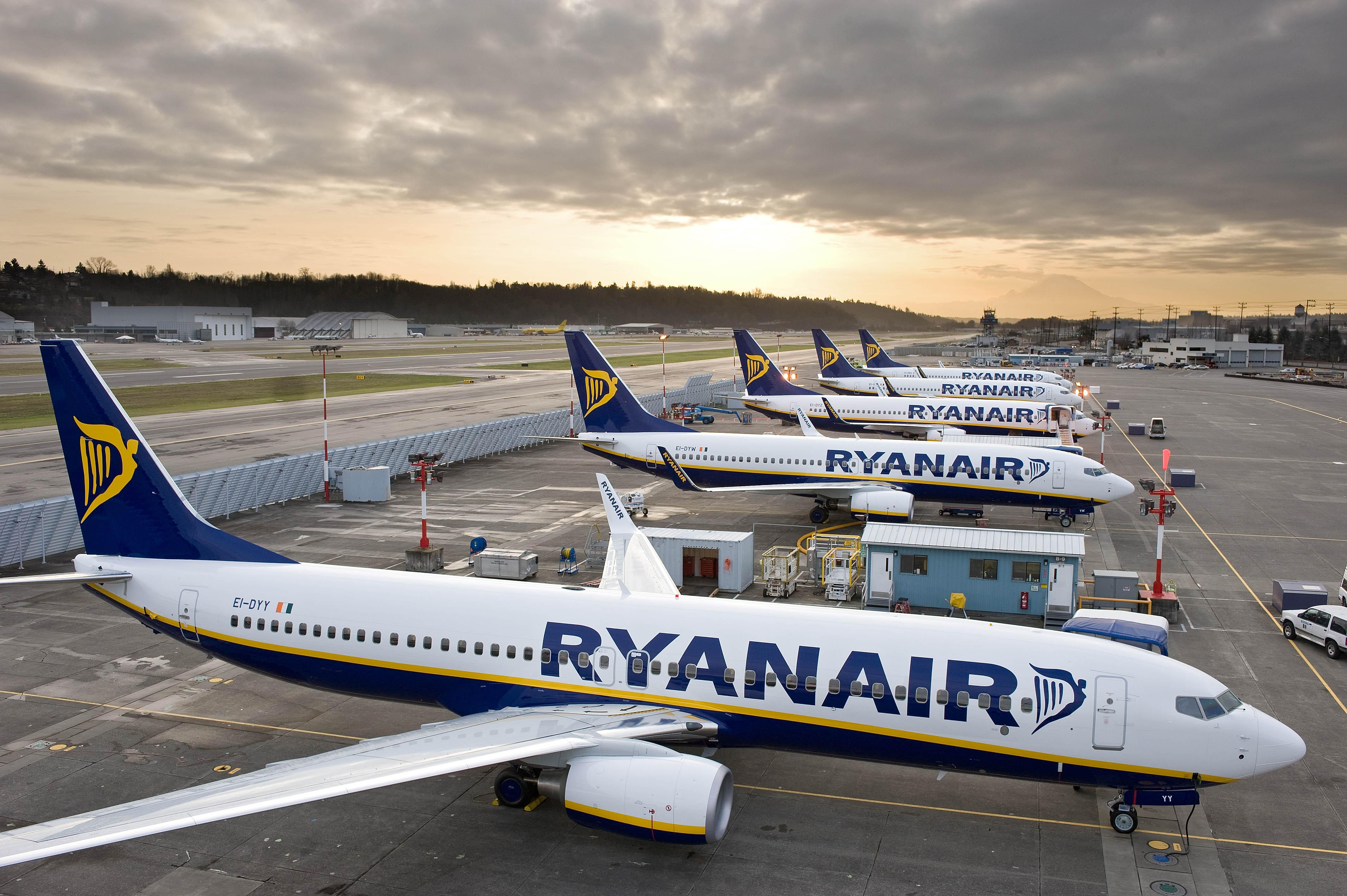 Bachelor Party Too Much For RyanAir
