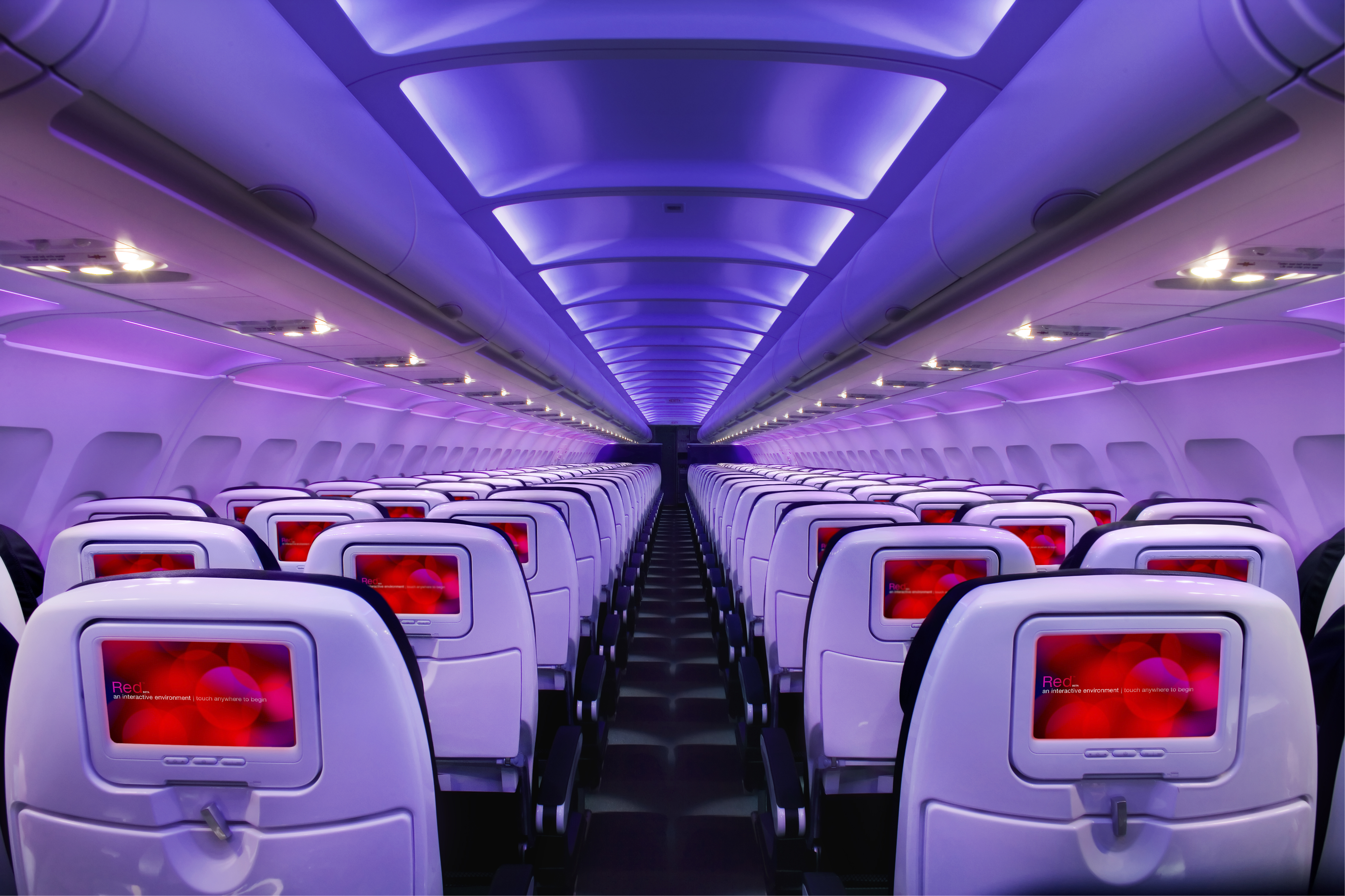 Virgin America Ranked Number One Airline in the US