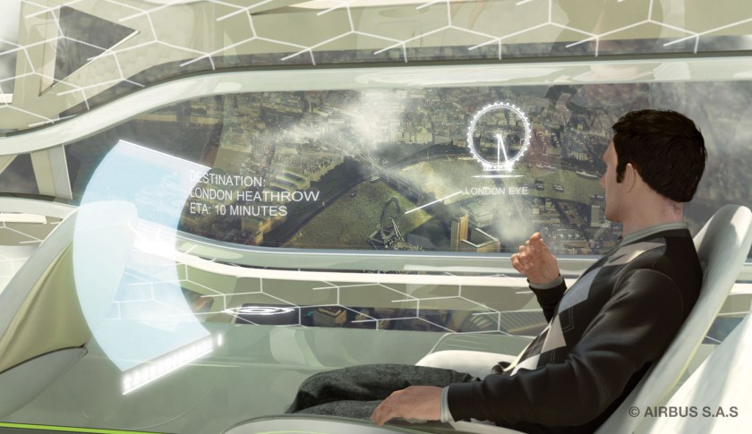 The Aircraft Cabins of the Future