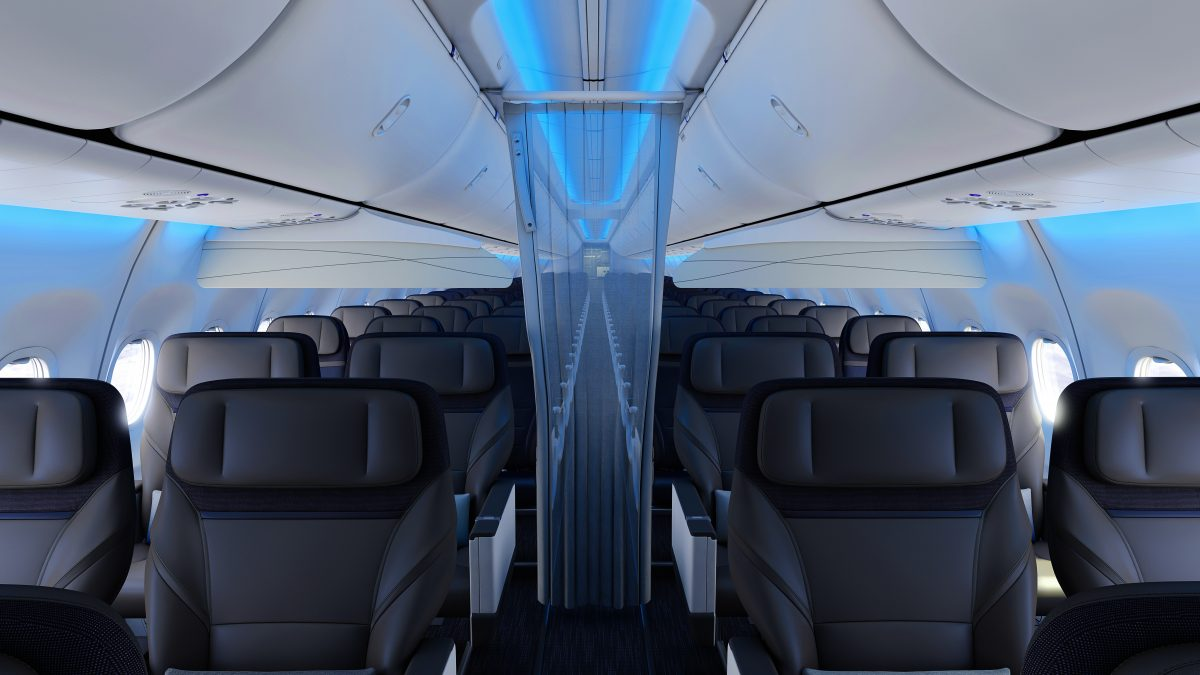 Alaska Airlines Revamps Cabins
